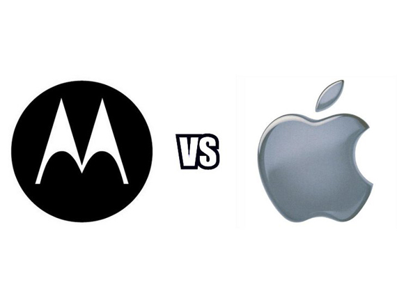 Motorola Mobility, Μπαίνει στον πόλεμο της πατέντας εναντίον της Apple