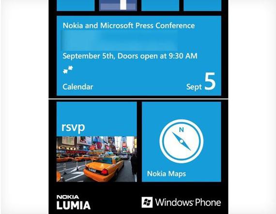 Nokia και Microsoft, Ετοιμάζουν press event στις 5 Σεπτεμβρίου