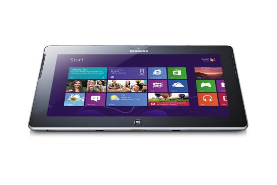 Samsung ATIV Tab, Windows 8 στο χέρι και... φύγαμε [IFA 2012]