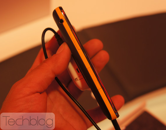 Samsung Galaxy Beam πρώτη επαφή hands-on [IFA 2012]