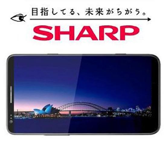 Sharp, Δημιούργησε οθόνη 5 ιντσών Full HD 1920x1080 pixels και 440 ppi