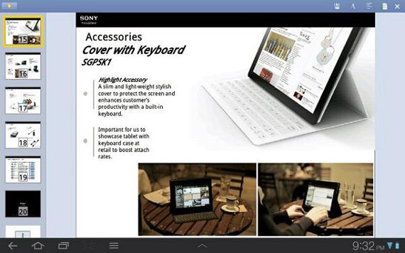 Sony Xperia Tablet S2, Ετοιμάζει επόμενο τετραπύρηνο μοντέλο με κάλυμμα a la Microsoft Surface