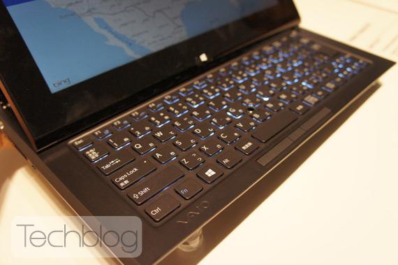 Sony Vaio Duo 11 hands-on video [IFA 2012]