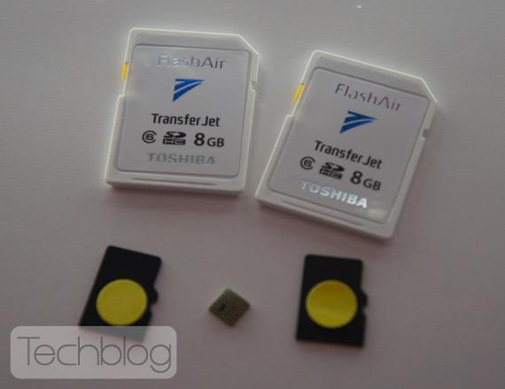 Ασύρματη τεχνολογία Toshiba TransferJet hands-on [IFA 2012]