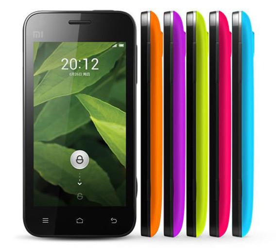 Xiaomi Mi1 S, Διπύρηνο Android smartphone στο 1.7GHz με οθόνη 4 ιντσών