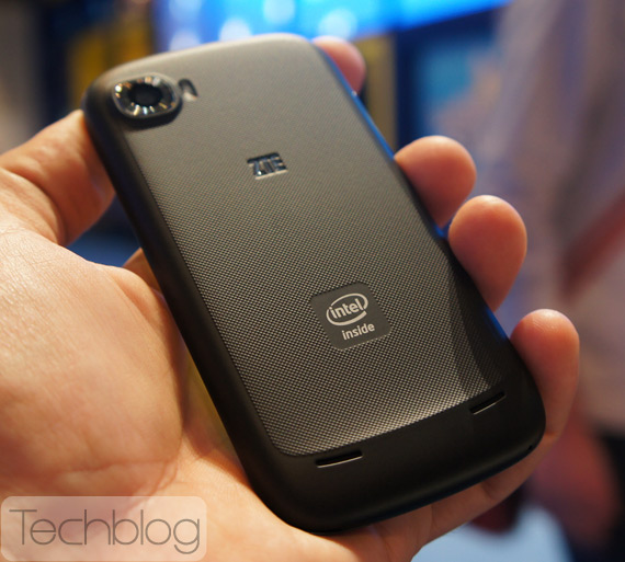 ZTE Grand X IN πρώτη επαφή hands-on [IFA 2012]