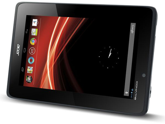Acer Iconia Tab A110, Μικρό σε διαστάσεις και με Android Jelly Bean;