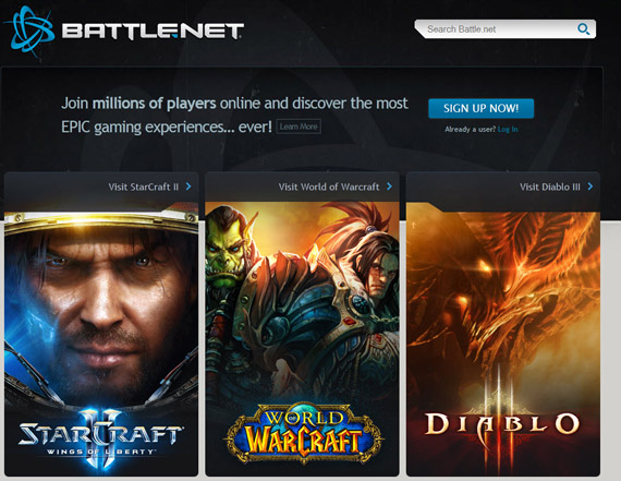 Blizzard, Hackers έκλεψαν σημαντικά δεδομένα από το Battle.net