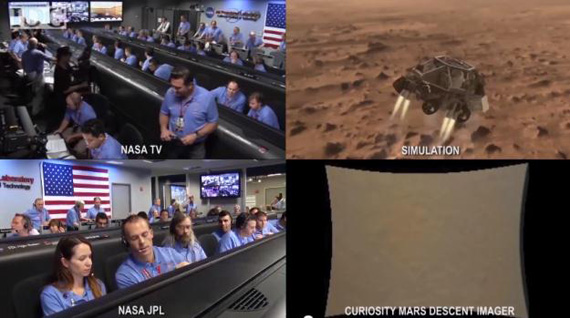 Mars Curiosity, Ένα κατατοπιστικό βίντεο που συνδυάζει όλα τα άλλα μαζί