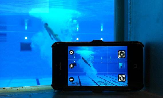 Φωτορεπόρτερ καλύπτει τους Ολυμπιακούς Αγώνες του Λονδίνου με το iPhone 4S