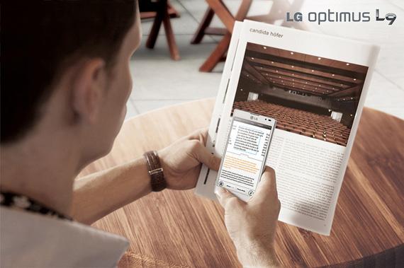 LG Optimus L9, Ήρθε και ο...