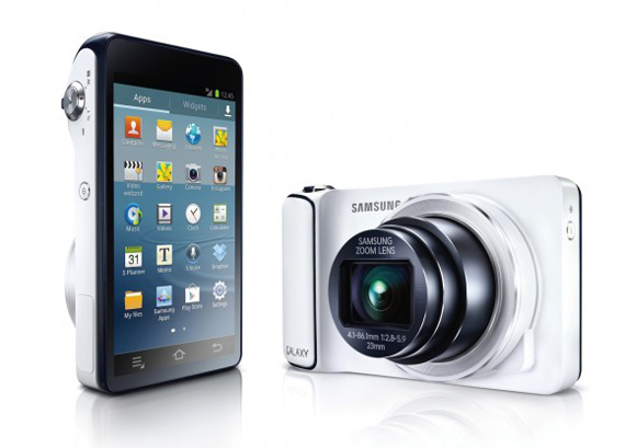 Samsung Galaxy Camera, Μία φωτογραφική μηχανή που μοιάζει με smartphone