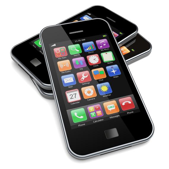 Τα μισά κινητά του κόσμου θα είναι smartphones το 2013