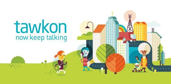 Tawkon, Μία εφαρμογή για να βλέπει κανείς την ακτινοβολία του κινητού του