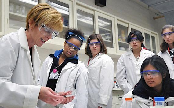Η επιστήμη είναι γένους θηλυκού, Eκστρατεία της ΕΕ για τις γυναίκες ερευνήτριες