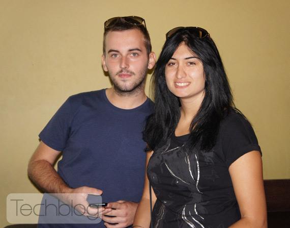 15th Techblog Workshop Athens 2012