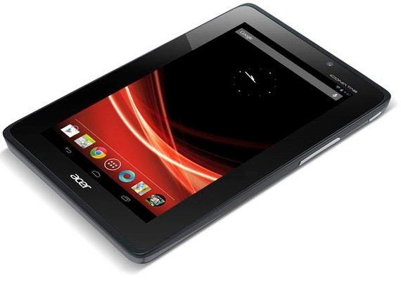 Acer Iconia Tab A110, Android tablet με 4.1 Jelly Bean