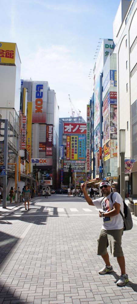 Akihabara, Οδοιπορικό στην πόλη που θα ήθελες να ζεις [20 λεπτά video]