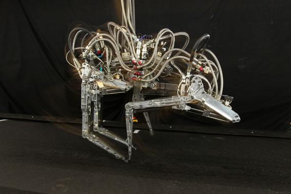 DARPA Cheetah Robot, Το μηχανικό τετράποδο που τρέχει πιο γρήγορα και από τον Bolt