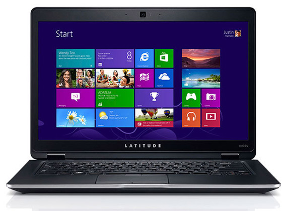 Dell Latitude 6430u, Ultrabook με Windows 8