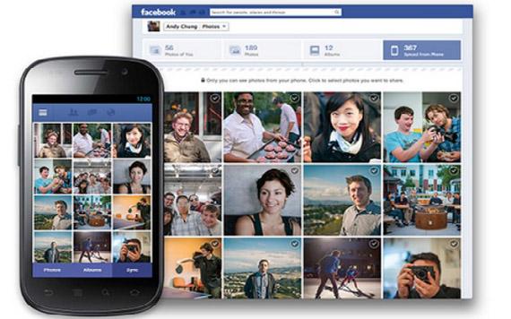 Facebook Photo Syncing, Δοκιμή νέου χαρακτηριστικού για τα Android smartphones