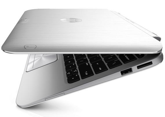HP Envy X2, Ultrabook και tablet μαζί με Windows 8