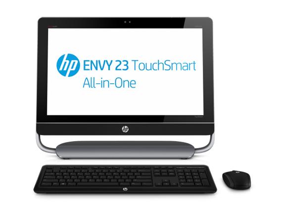 HP Envy, Pavillion και Spectre One, Τα νέα All in One PC της εταιρείας