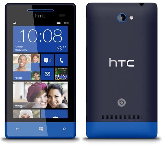 HTC 8S πλήρη τεχνικά χαρακτηριστικά
