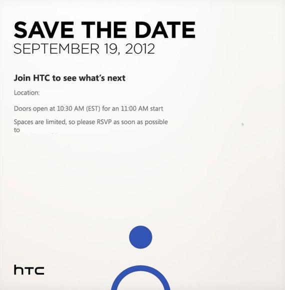HTC, Σε δύο εβδομάδες θα παρουσιάσει νέα Windows Phone 8 και Android smartphones