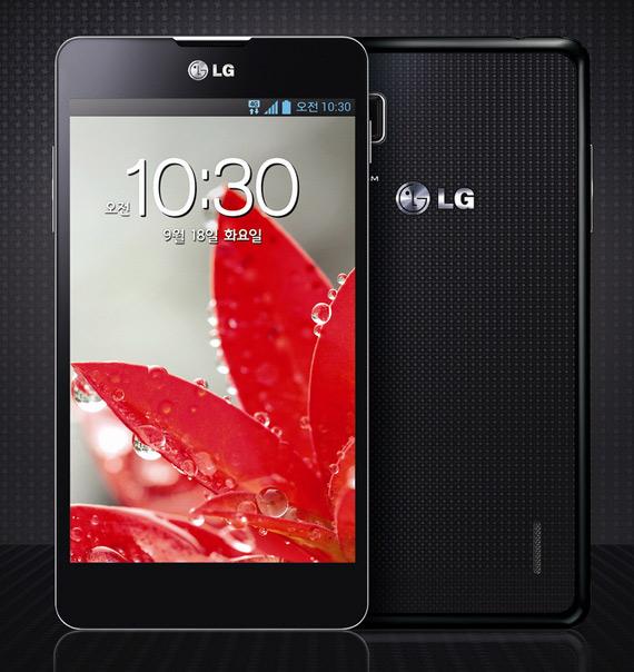 LG Optimus G, Νέα γραμμή πλεύσης με τη αναμενόμενη ναυαρχίδα