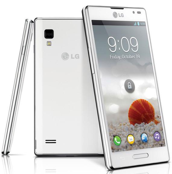 LG, Βλέπει αύξηση πωλήσεων smartphones στο τρίτο τρίμηνο 2012
