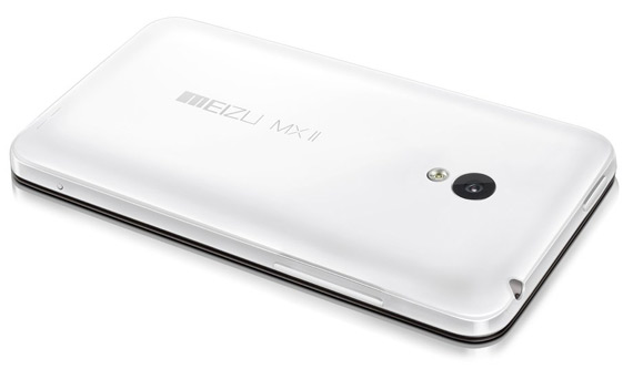 Meizu MX II, Κινέζος κατακτητής με τετραπύρηνο Exynos 1.6GHz και μνήμη RAM 2GB
