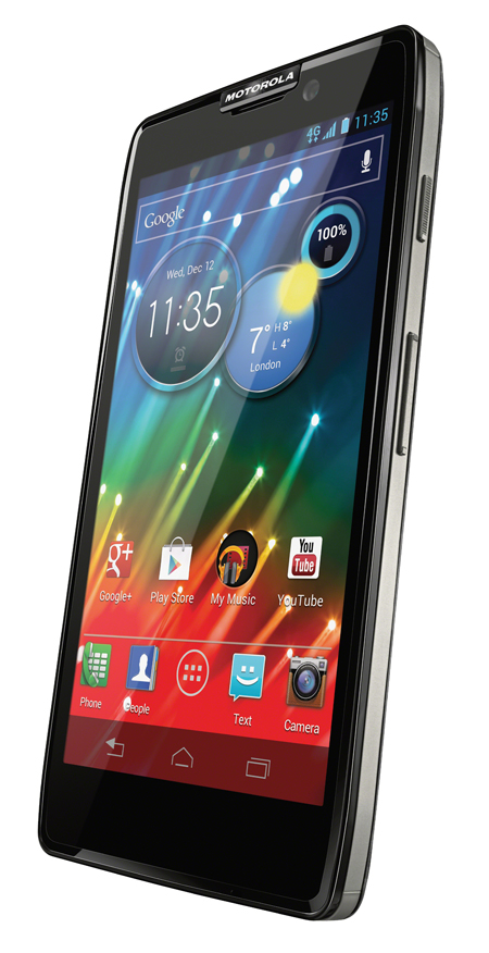 Motorola RAZR HD πλήρη τεχνικά χαρακτηριστικά και αναβαθμίσεις