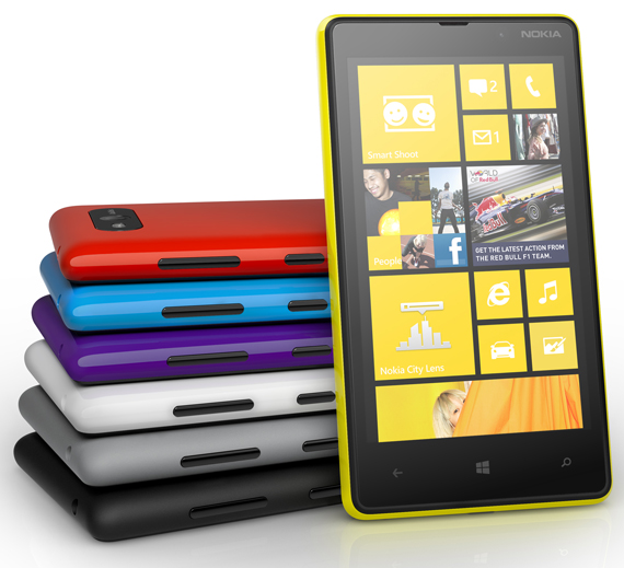 Nokia Lumia 820, Επίσημες φωτογραφίες και πλήρη τεχνικά χαρακτηριστικά
