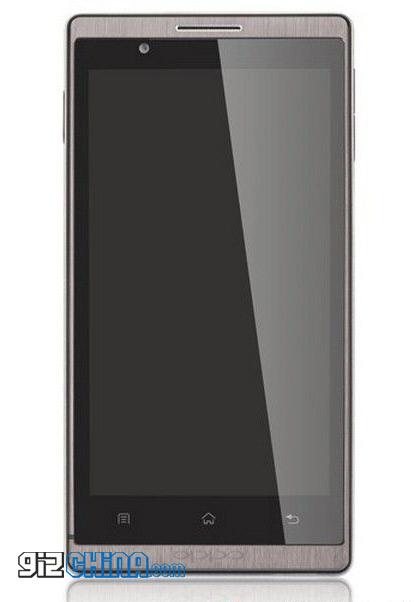 OPPO T29, Με οθόνη 4.5 ίντσες και μπαταρία 3150 mAh