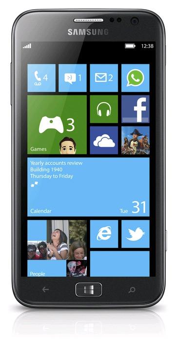 Samsung ATIV S με Windows Phone 8, Το Expansys ξεκίνησε τις προ-παραγγελίες