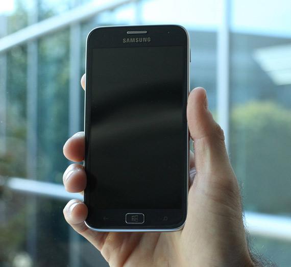 Samsung ATIV S, Φωτογραφίες hands-on