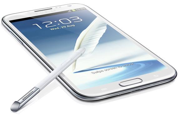 Samsung Galaxy Note II, Φτάνει 3 εκ. πωλήσεις σε ένα μήνα