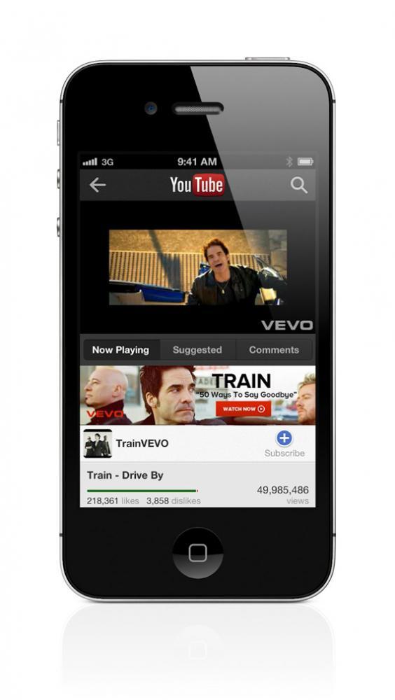 YouTube app για iOS, Τώρα μπορείς να βγάλεις και λεφτά από όσους βλέπουν το video σου