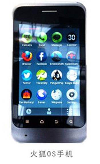 ZTE smartphone με λειτουργικό σύστημα Firefox OS [φήμες]