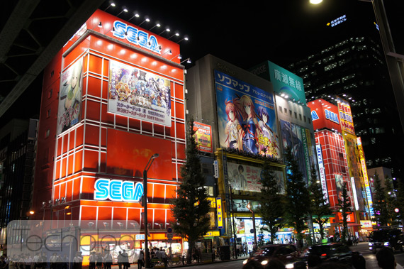 Αν αγαπάς τα Arcades πρέπει να δεις το παρακάτω βίντεο! [Akihabara Japan]