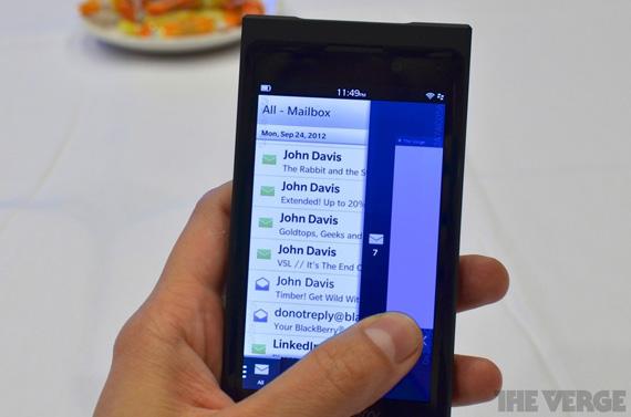 BlackBerry 10, Τα νέα του λειτουργικού συστήματος της RIM