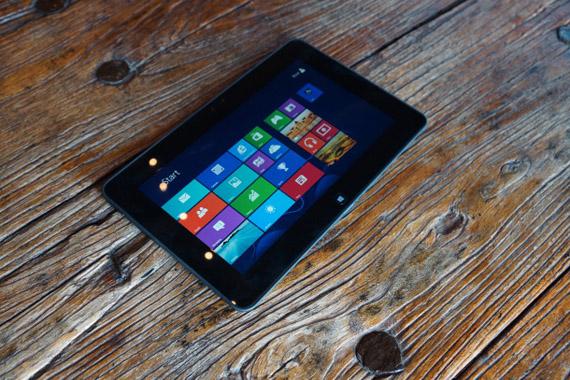 Dell Latitude 10, Ένα tablet με λειτουργικό σύστημα Windows 8
