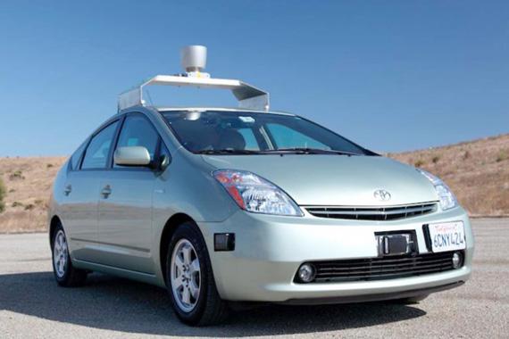Google Driverless Cars, Νόμιμα τα αυτοκίνητα χωρίς οδηγό στην Καλιφόρνια