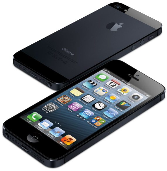 iPhone 5 official