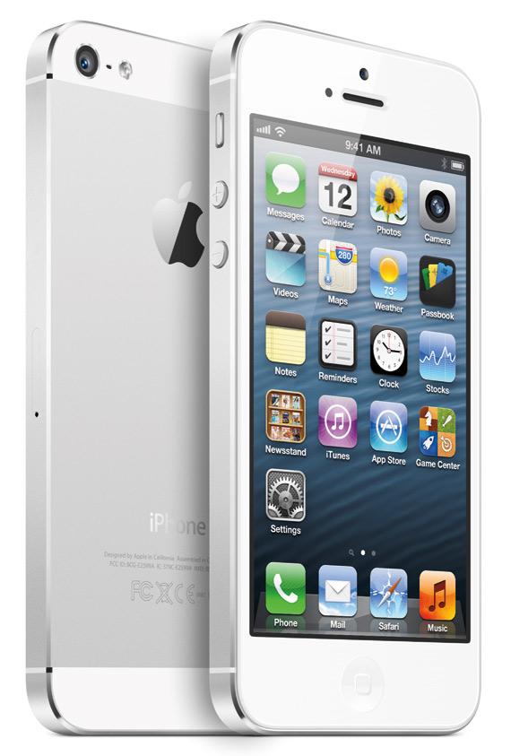 iPhone 5 πλήρη τεχνικά χαρακτηριστικά και αναβαθμίσεις