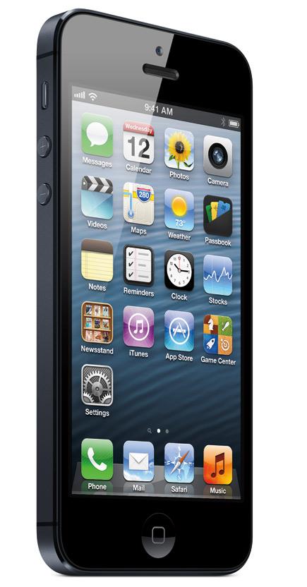 Οι επίσημες φωτογραφίες του iPhone 5