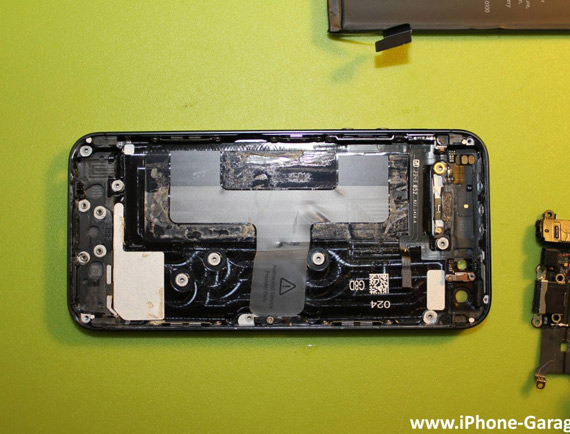 iPhone 5 από μέσα [teardown]