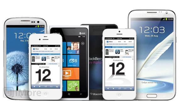 Το νέο iPhone 5 εναντίον του κόσμου