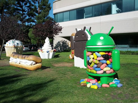 Android, 500 εκατομμύρια συσκευές είναι ενεργοποιημένες στον κόσμο